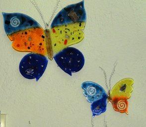 Πεταλούδες 20 Χ 16 cm