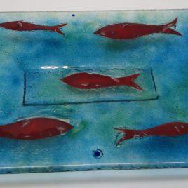 Mediterranean platter 32 X 22 cm