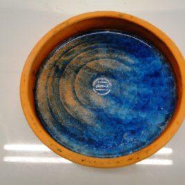 Πιατέλα στόνγουερ στρογγυλή   19 cm