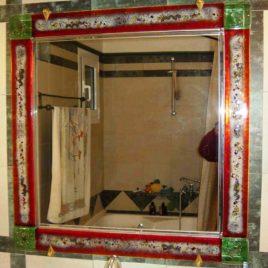 Καθρέπτης 100 X 100 cm